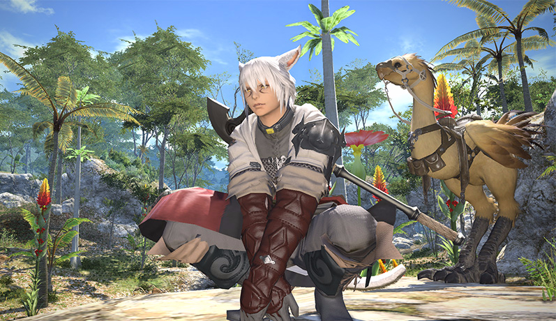 final fantasy 14 free trial restrictions