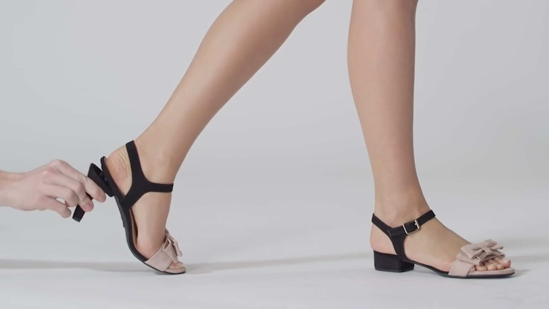 e4cd56a613d3 Swap flats for stilettos in seconds with these interchangeable heels