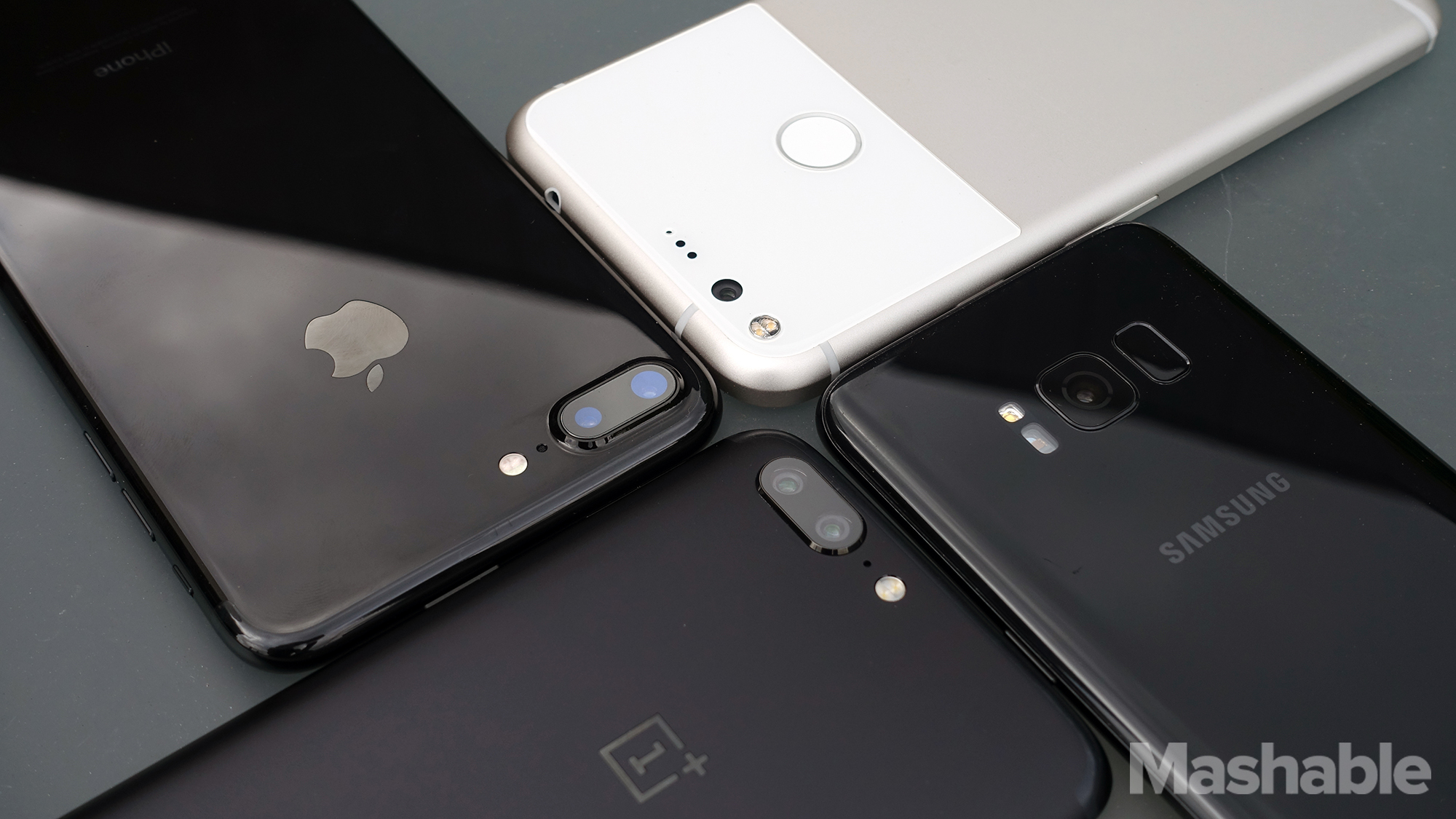 Oneplus 5 Camera V Iphone 7 Plus Google Pixel And Samsung Galaxy S8