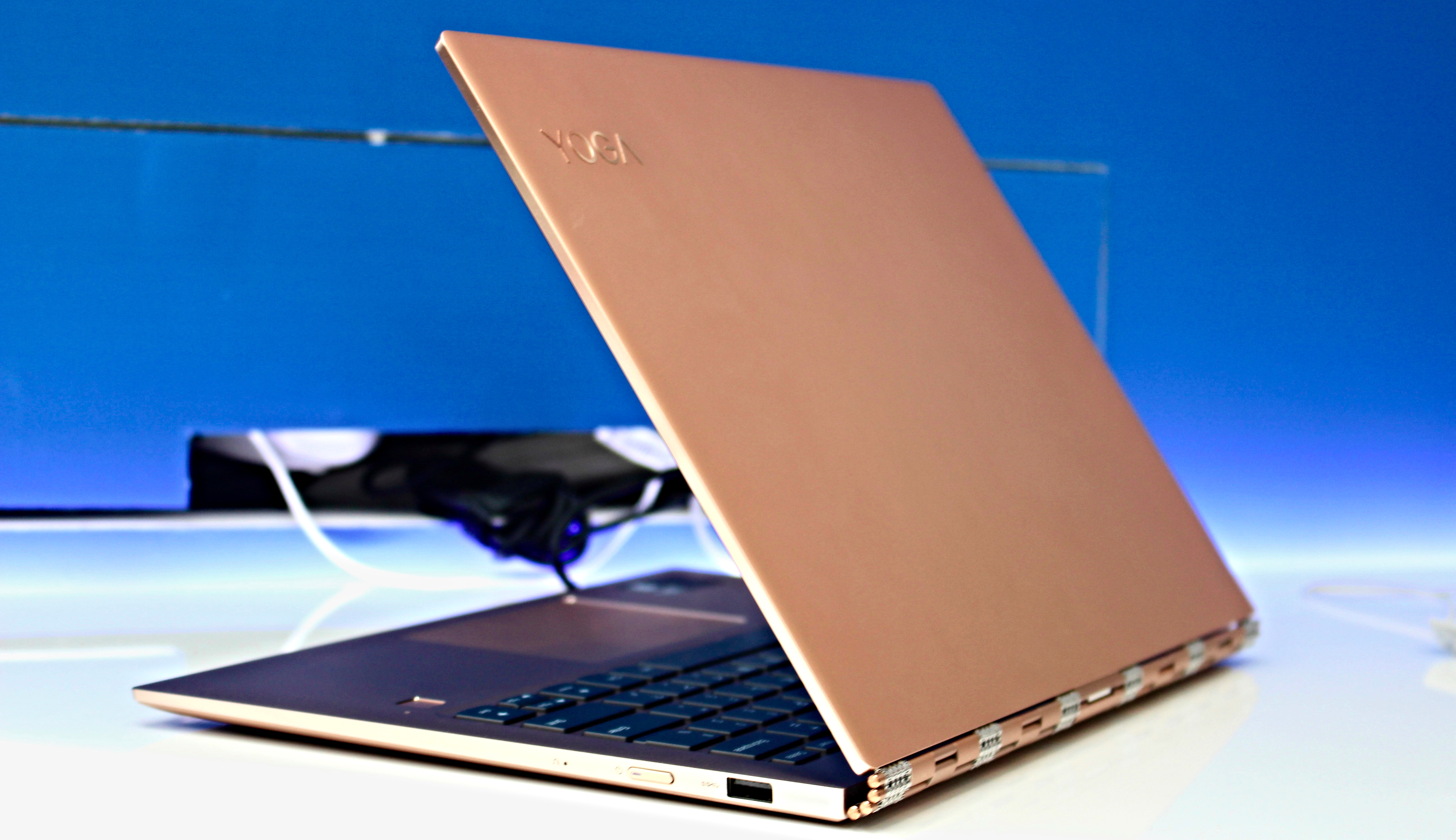Hands On Lenovo S Newest Yoga 920 Is Pretty But Is It Worth The Price