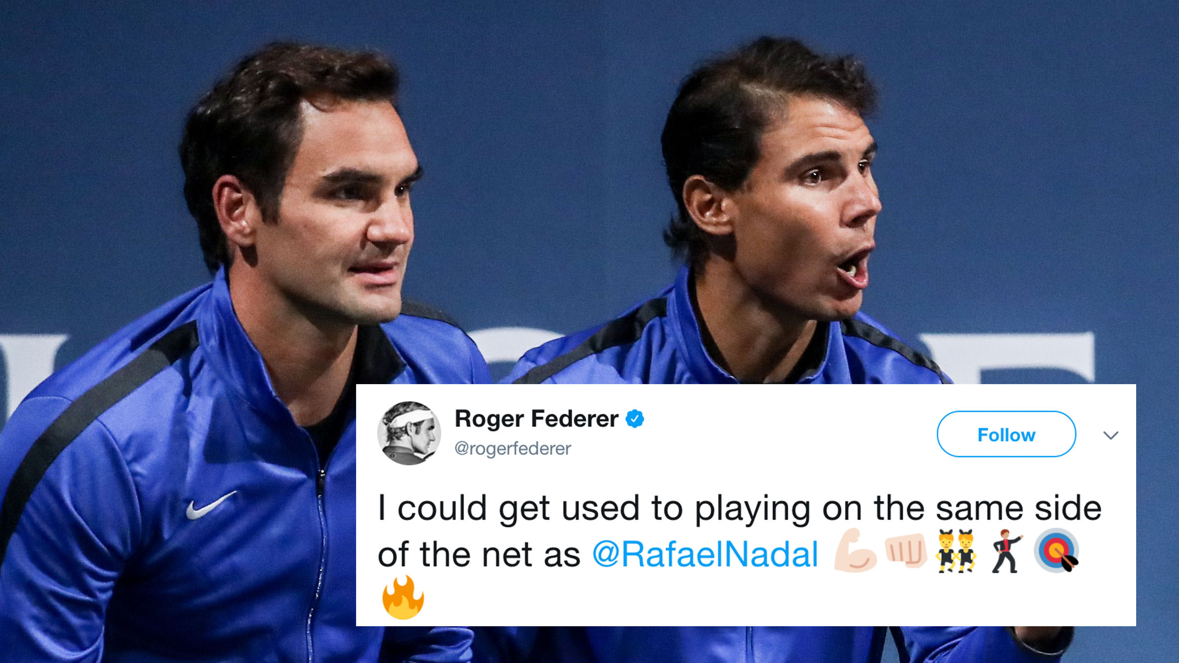 Federer And Nadal Turned Their Rivalry Into The World S Ultimate Tennis Bromance