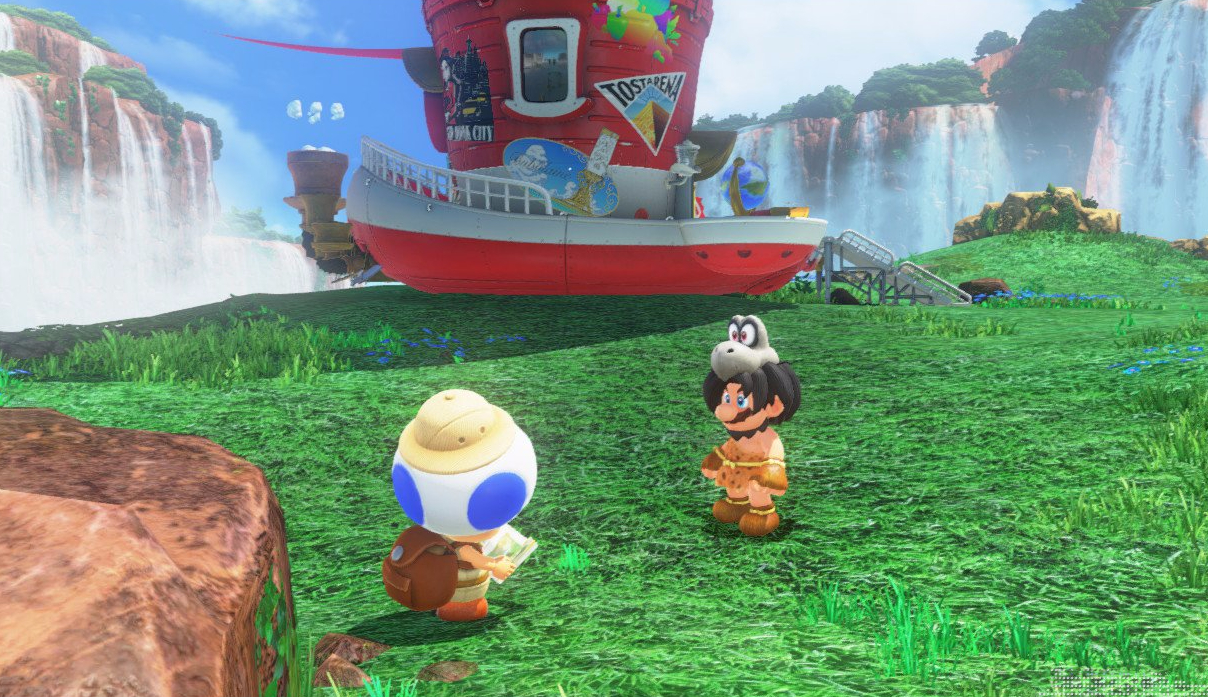Super Mario Odyssey Easter Egg Has Fans Theorizing About Future