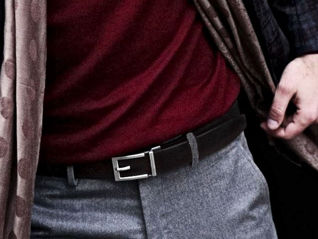 This Innovative Adjustable Belt Is The Only One You Ll Ever Need One of the two trakline belts i've been wearing has had splitting in both the stiffener and the external leather, and the buckle has had a loose pin. this innovative adjustable belt is the