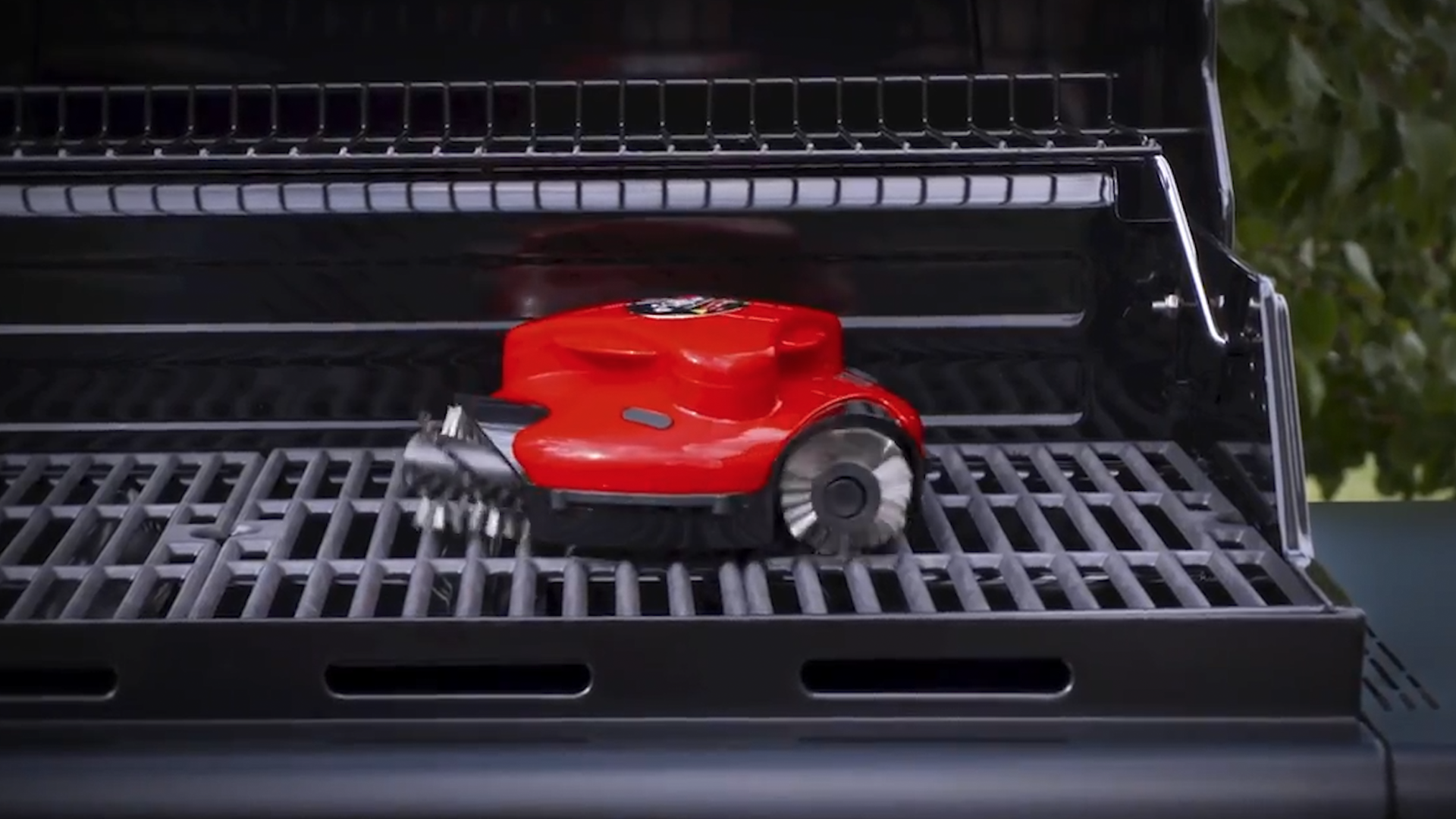 Heres A Roomba For Your Grill