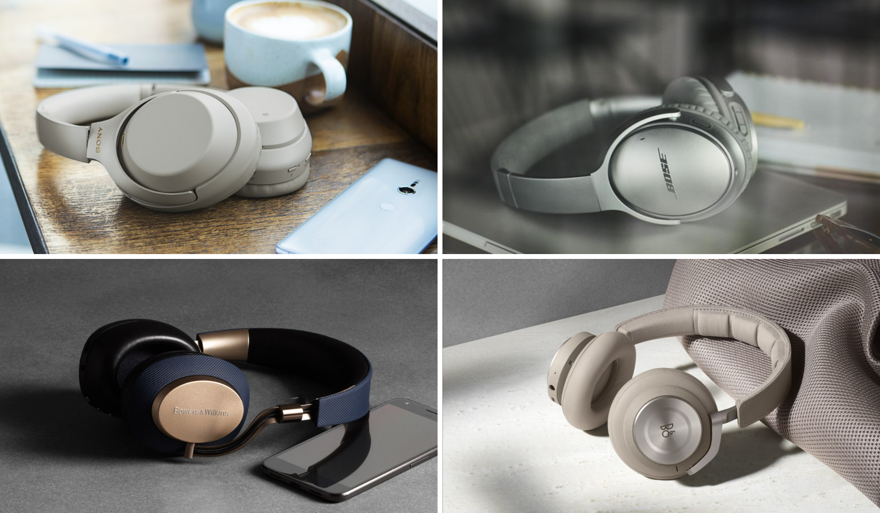 Best Noise Cancelling Headphones 2020 Bose Sony B W And More