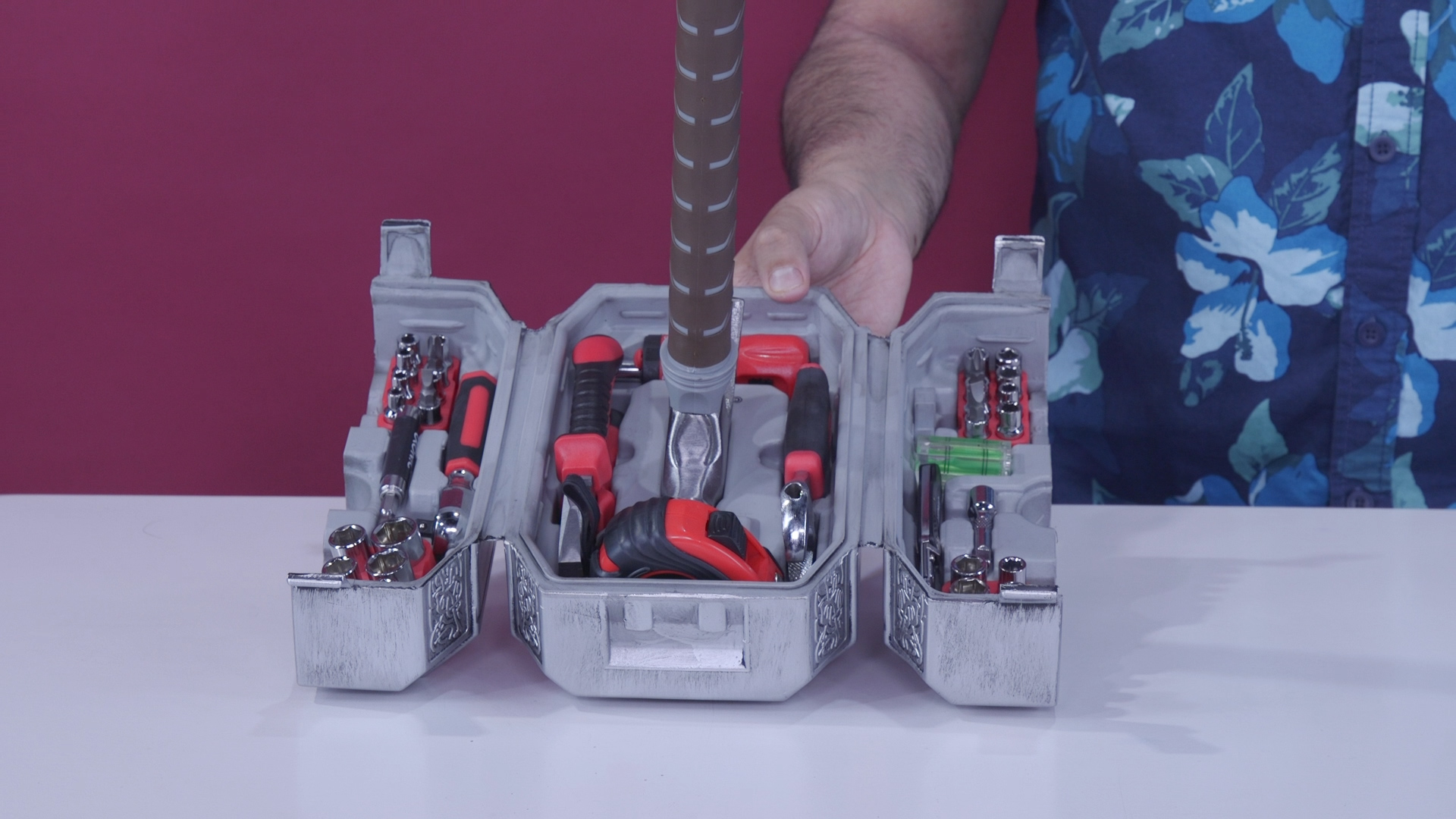 Dads Everywhere Will Love The Avengers Themed Thor Toolbox