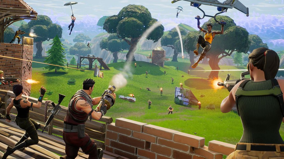Fortnite' made $100 million on iOS in just 3 months