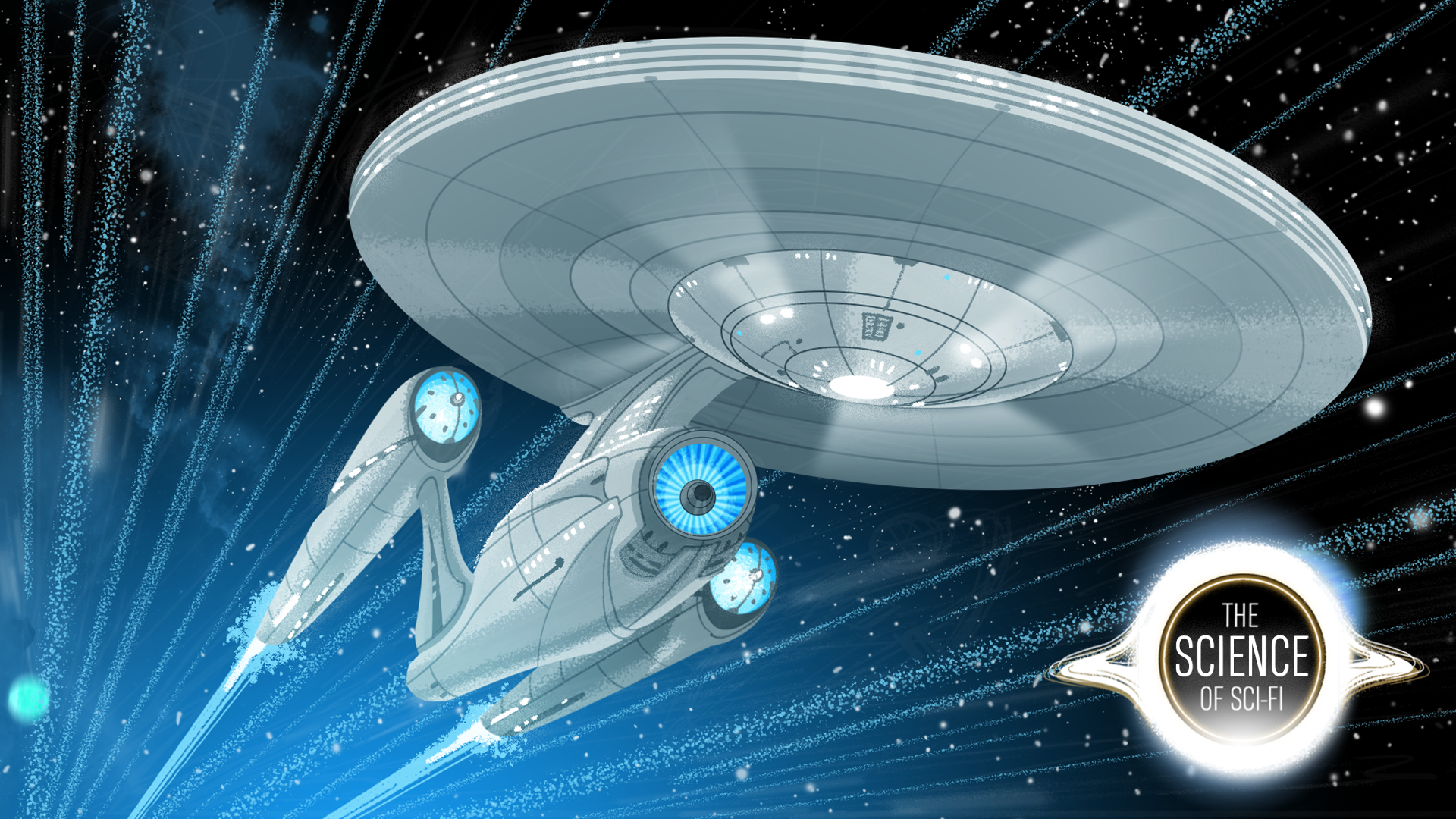The 5 Kinds Of Sci Fi Space Travel Ranked By Realism