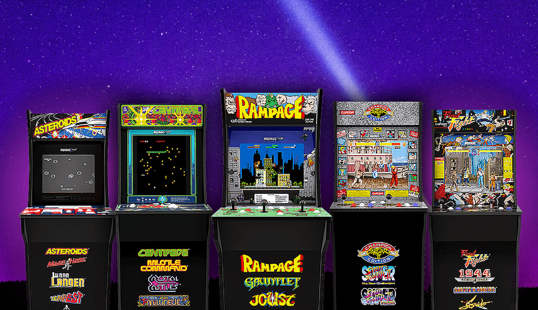 Walmart Has Arcade Cabinet Games On Pre Order For 300 They Re Over 1 000 On Amazon