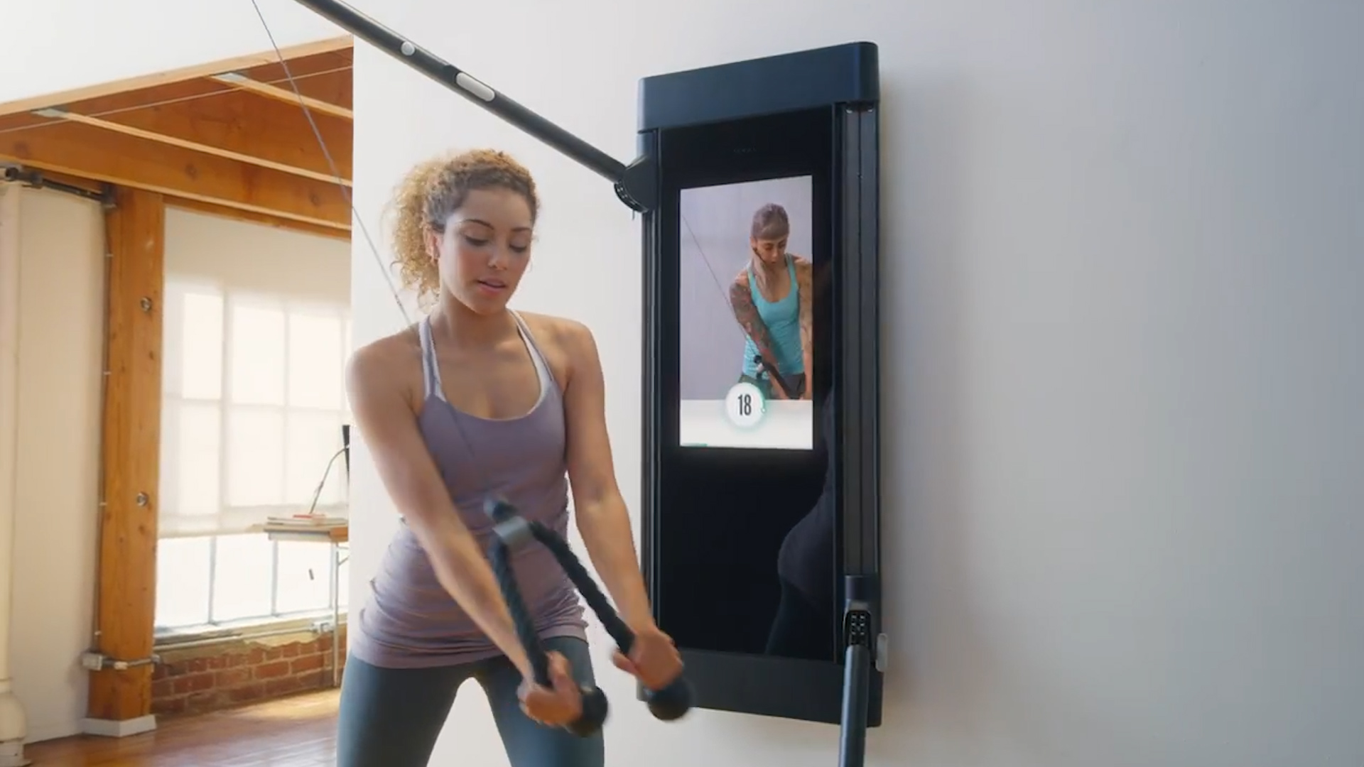 This Machine Learning Fitness Coach Could Get You Into Shape See A Robot Workout