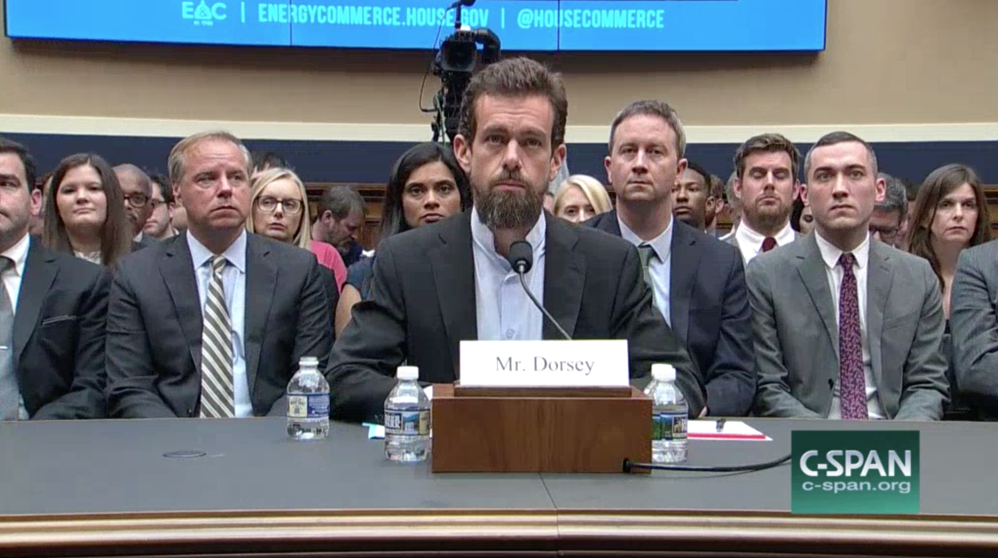 Twitter Ceo Jack Dorsey S Hearing On Conservative Shadowbanning Was A Mess