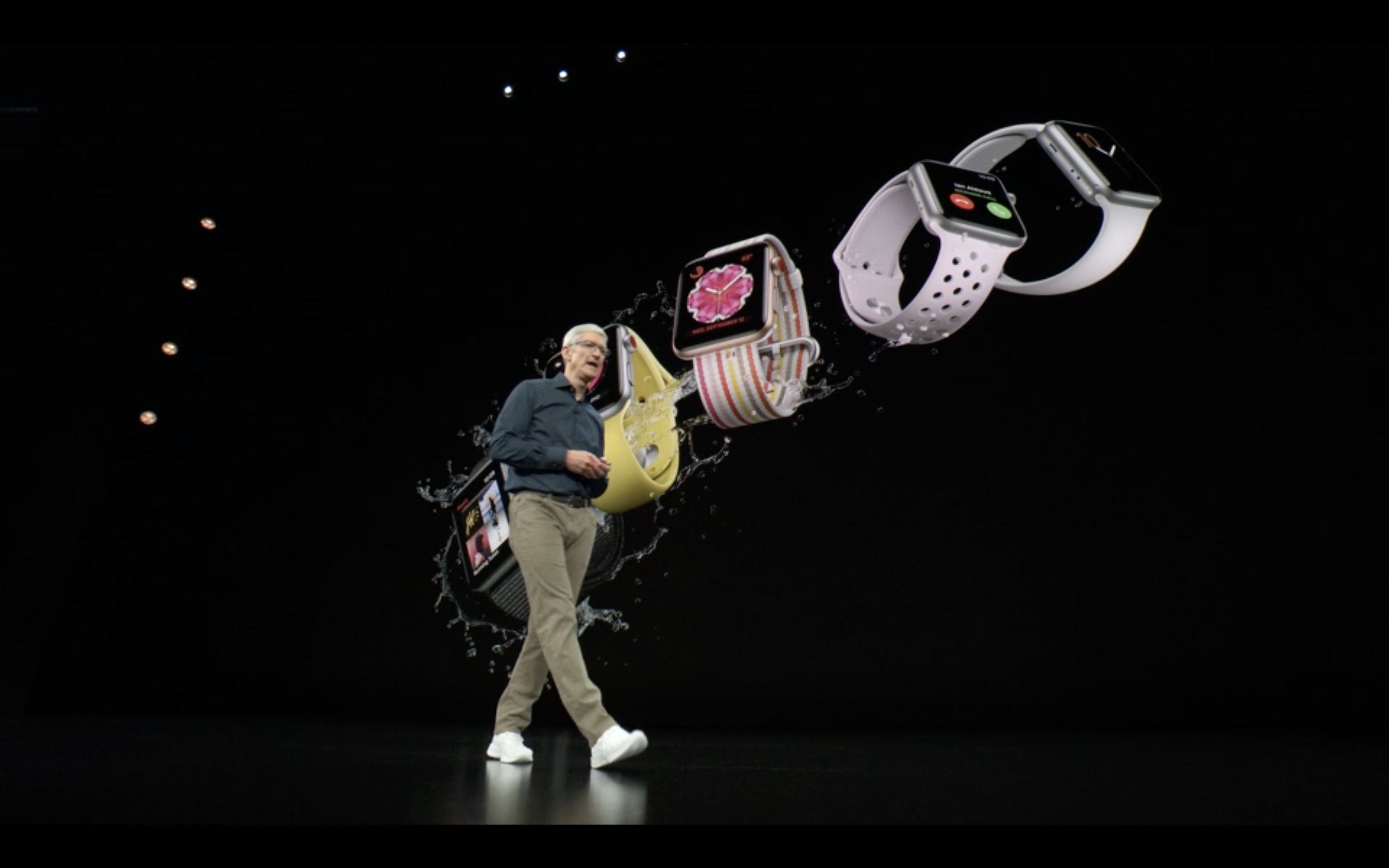 Here S All The Milestones Tim Cook Boasted About At The 2018 Apple Event