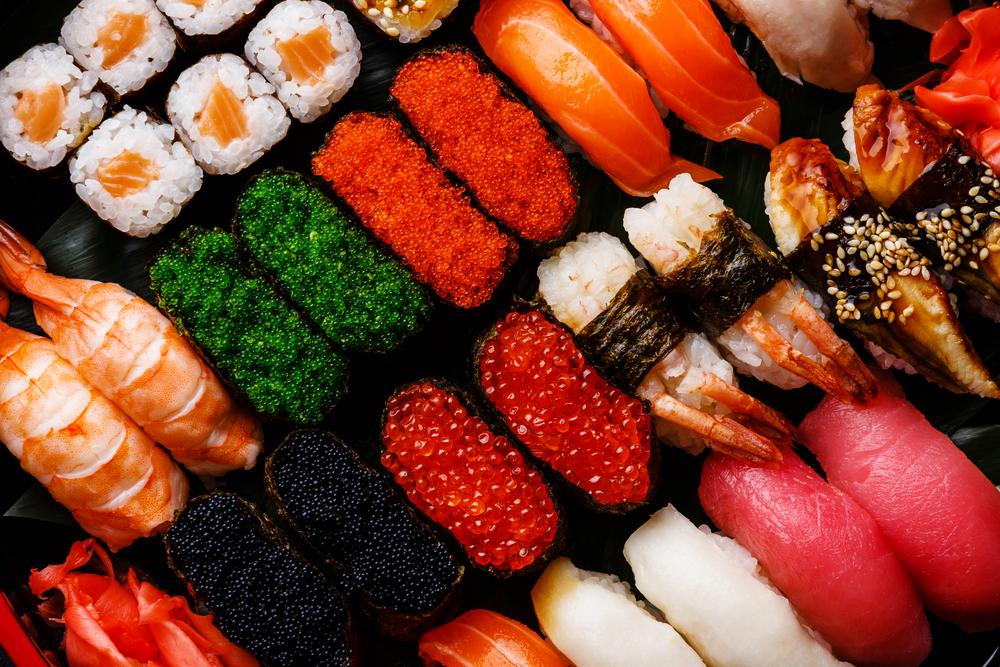 sushi segít a fogyásban hogyan lehet fogyni csecsemővel