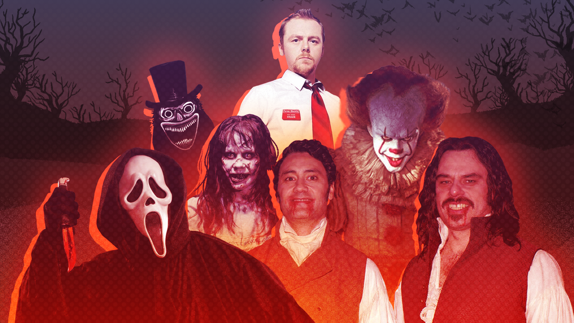 31 Scary Movies To Watch This October