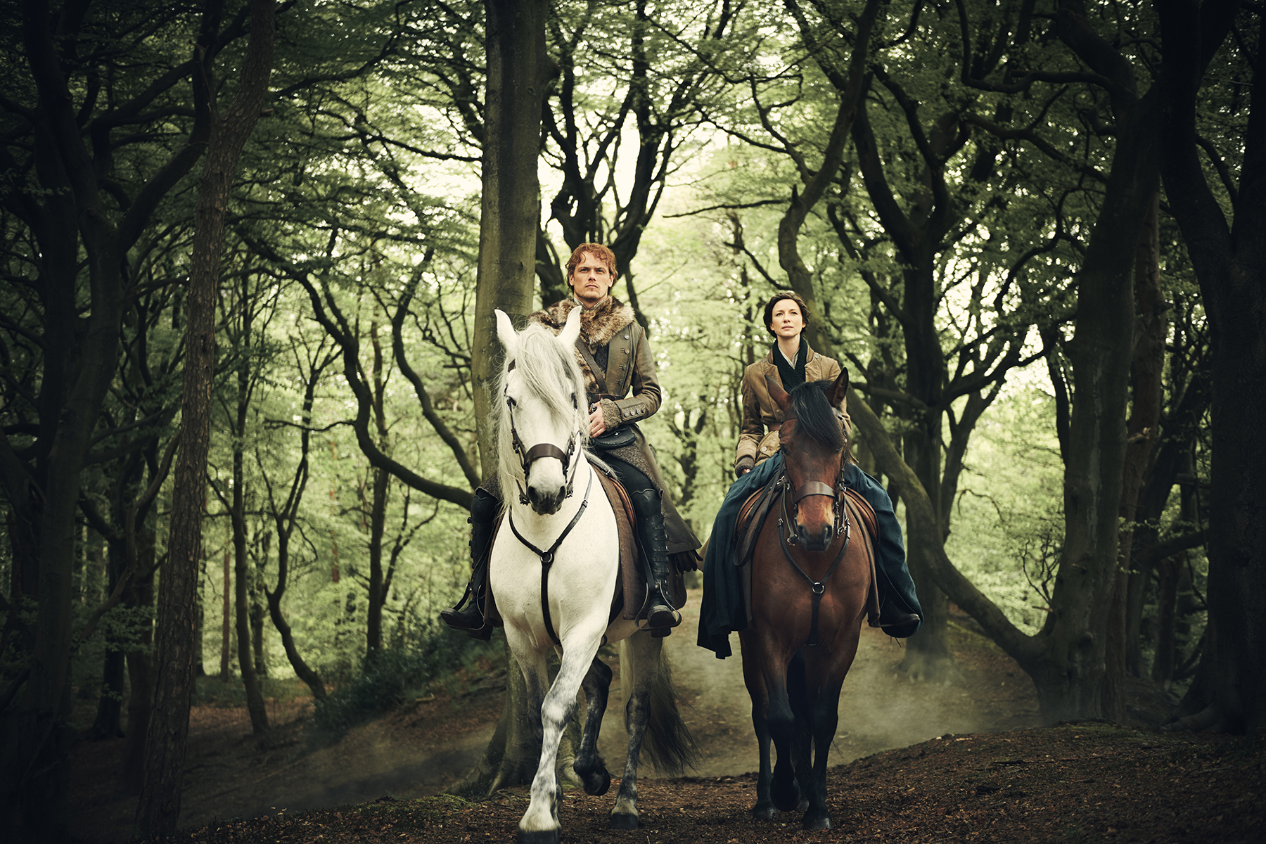 Outlander Season 4 Braves A New World Of American History Review