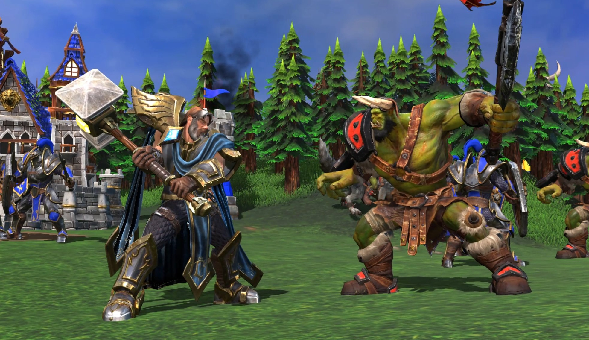 Warcraft 3 Reforged Hands On Still An Unparalleled Rts
