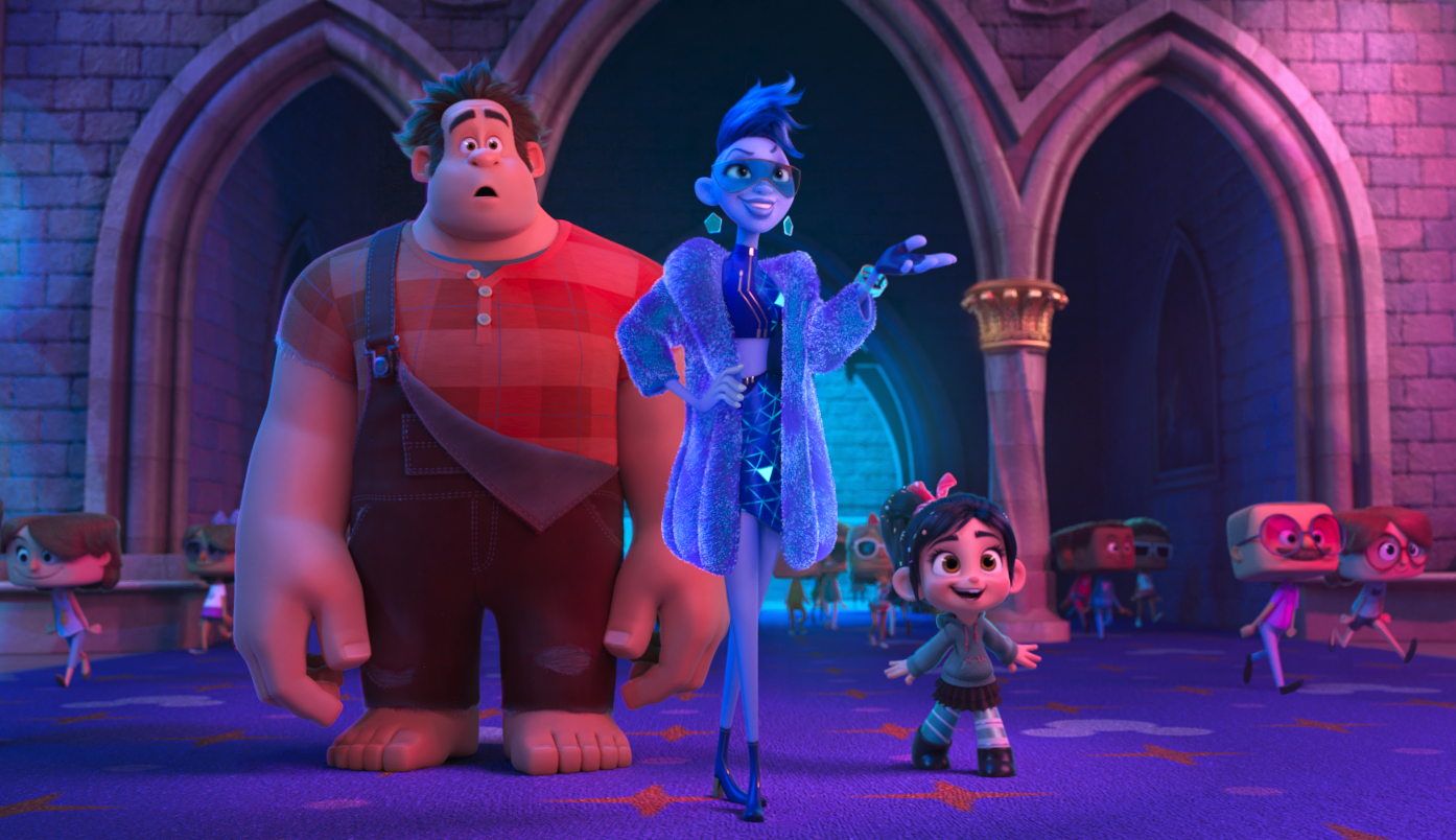 Ralph Breaks The Internet Gets The Internet Mostly Right Review