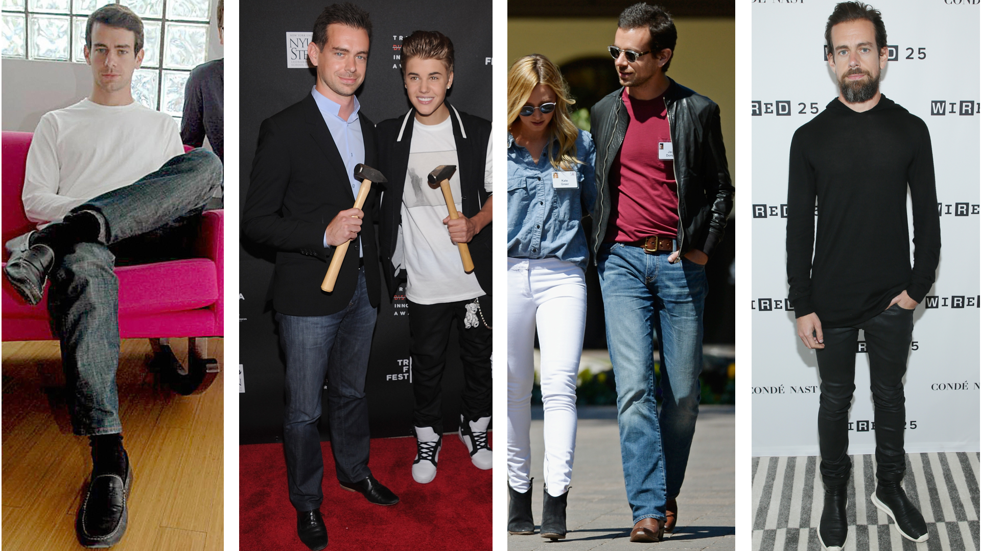 Jack Dorsey S Sneaker Style Is The Story Of Silicon Valley Growing Up