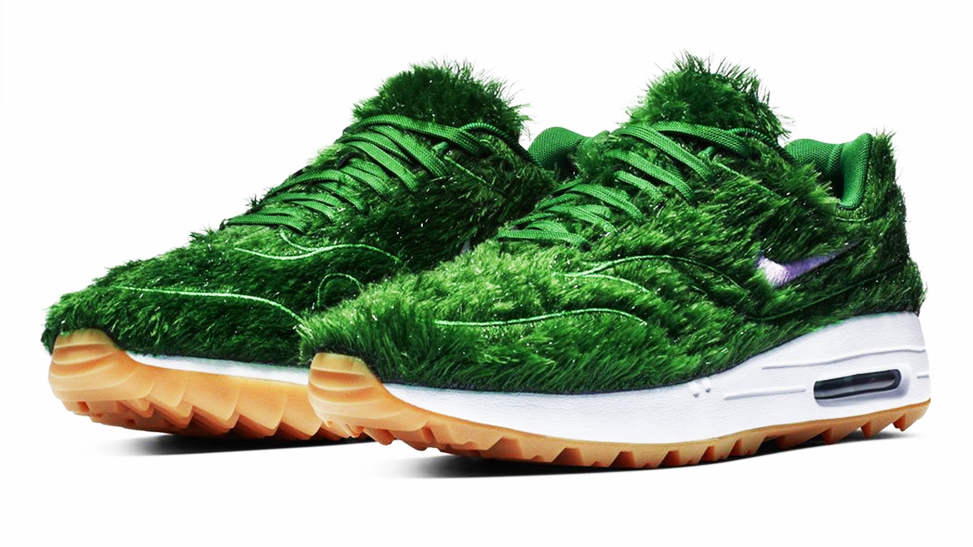 Nike S Grass Sneaker Will Make Your Swing Look Cool