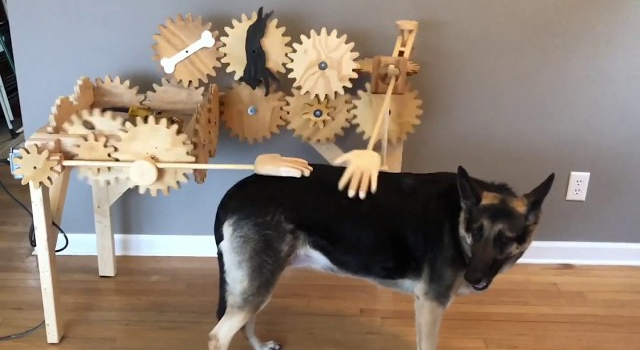 Automatic Dog Petting Machine Is Equal Parts Adorable And Functional 103,241 likes · 1,049 talking about this. automatic dog petting machine is equal