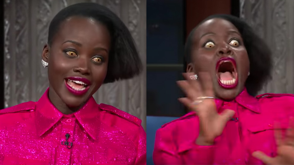 Lupita Nyong O Terrified An Audience Member In The Bathroom During An Us Screening