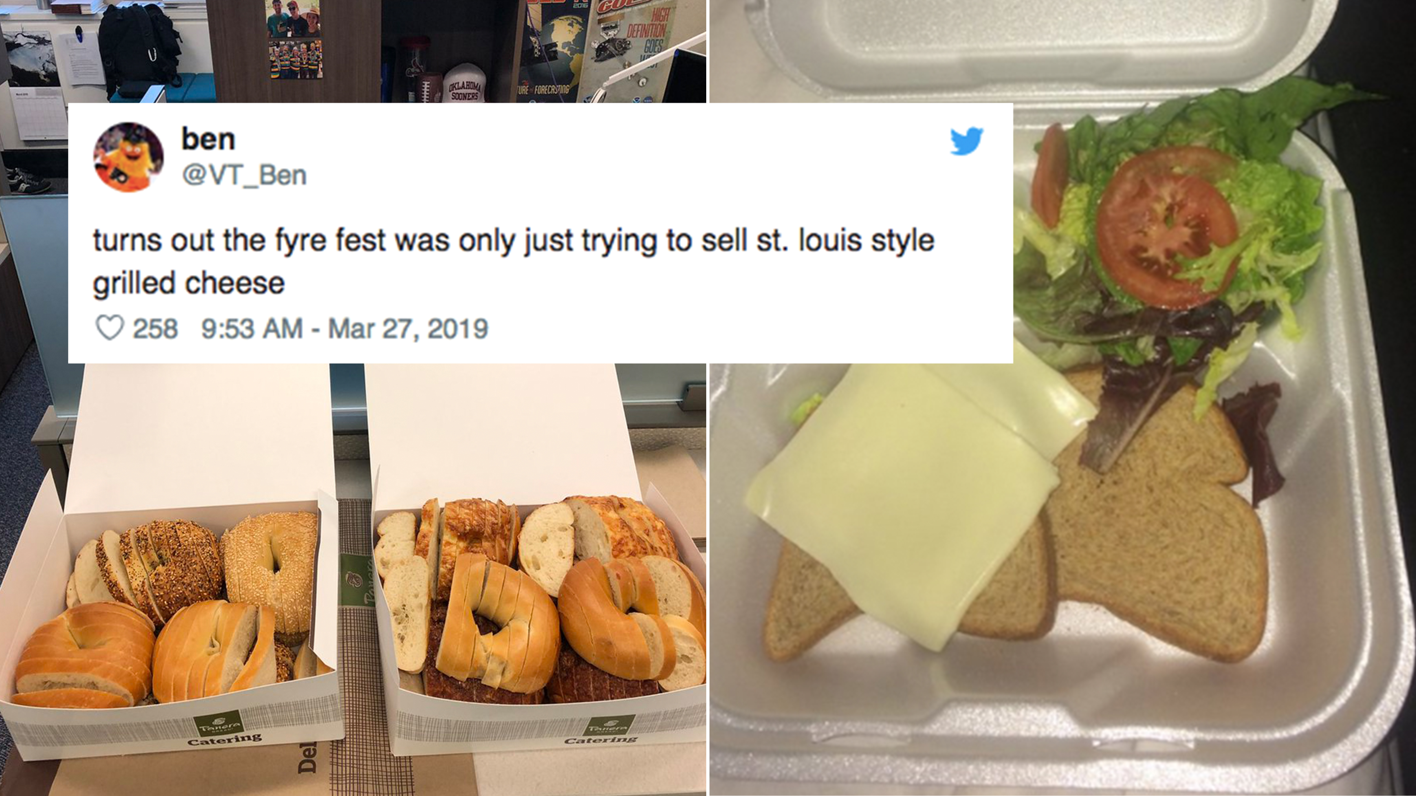 The Cursed St Louis Style Bagel Is A Meme Now