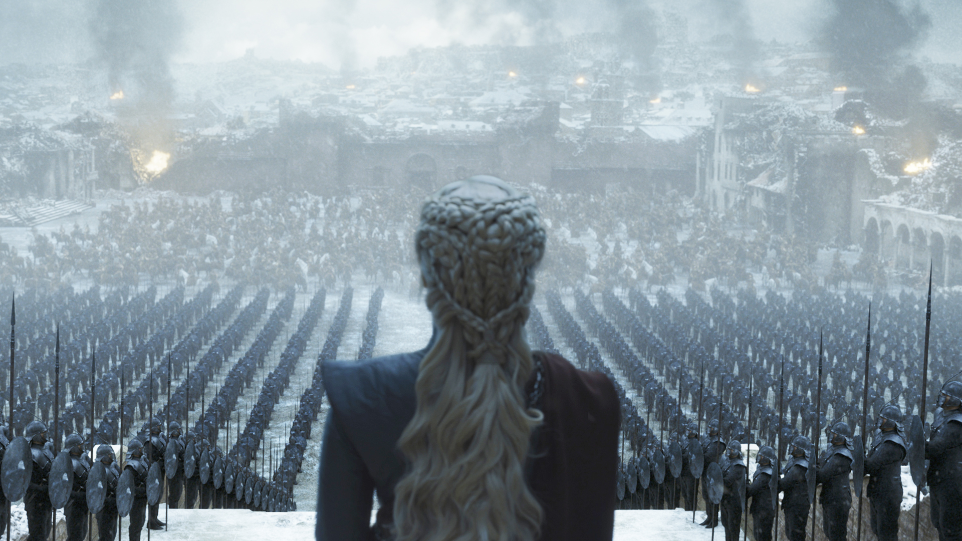 'Game of Thrones' Season 8 The Final Episode Recap — The Iron Throne