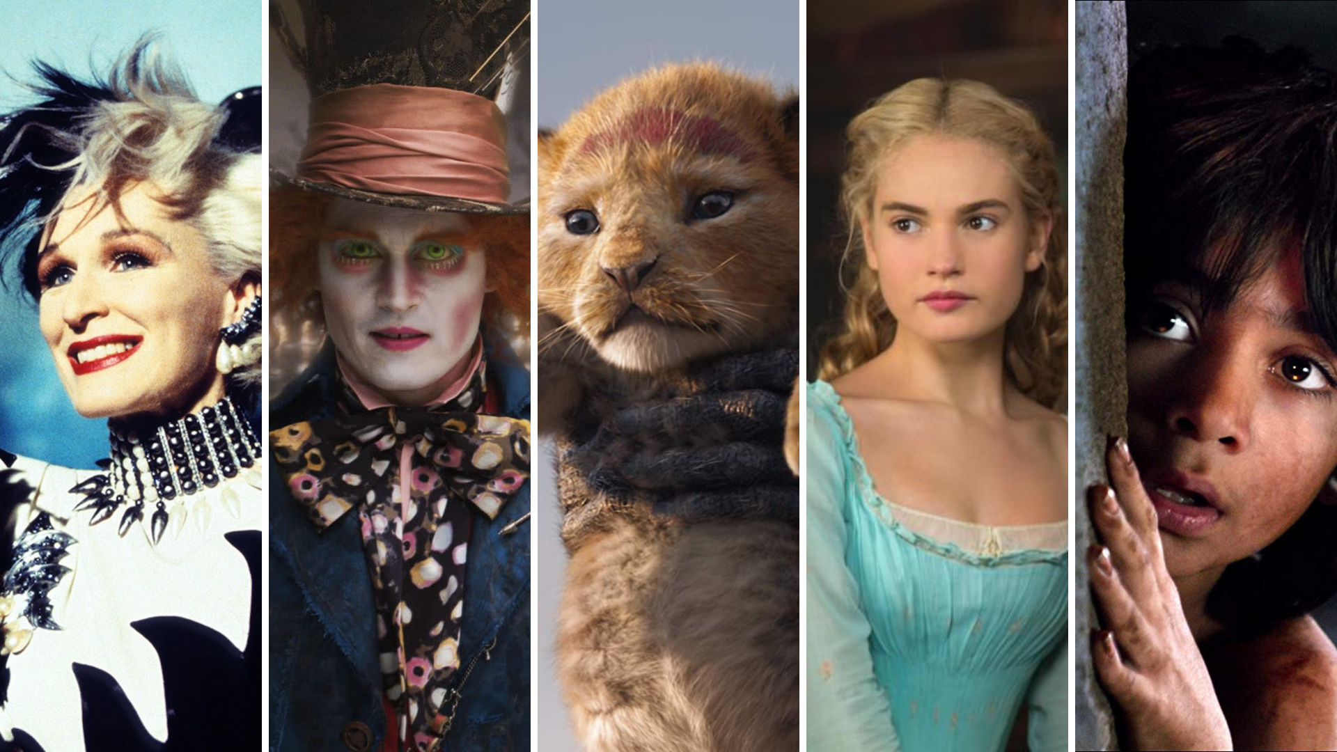 Every Disney 'live-action' remake ranked from worst to best